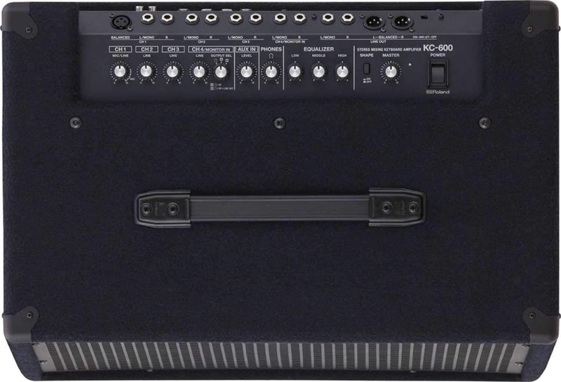 Roland KC-600 200W 15-Inch Keyboard Amp - PSSL ProSound and Stage Lighting