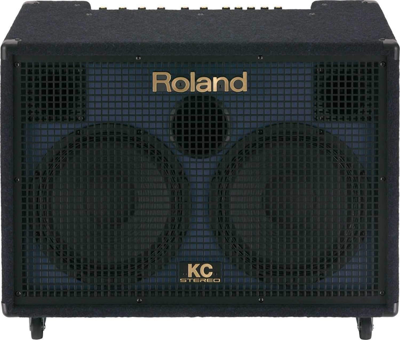 Roland KC-880 5-Ch 320W Instrument Amplifier - PSSL ProSound and Stage Lighting