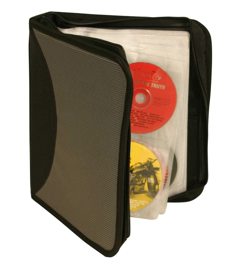 Ace KCD201 Dj Cd Binder - Holds 96 Cd's - PSSL ProSound and Stage Lighting