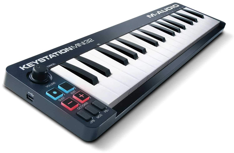 M-Audio Keystation 32 Mini USB MIDI Controller - PSSL ProSound and Stage Lighting