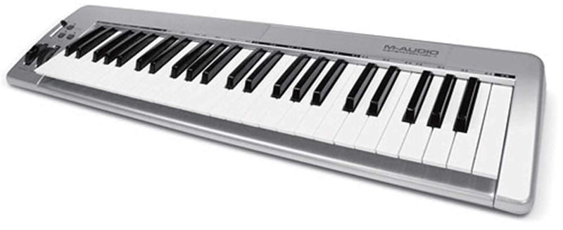 M-Audio KEYSTATION-49ES 49-Key Keyboard Controller - PSSL ProSound and Stage Lighting