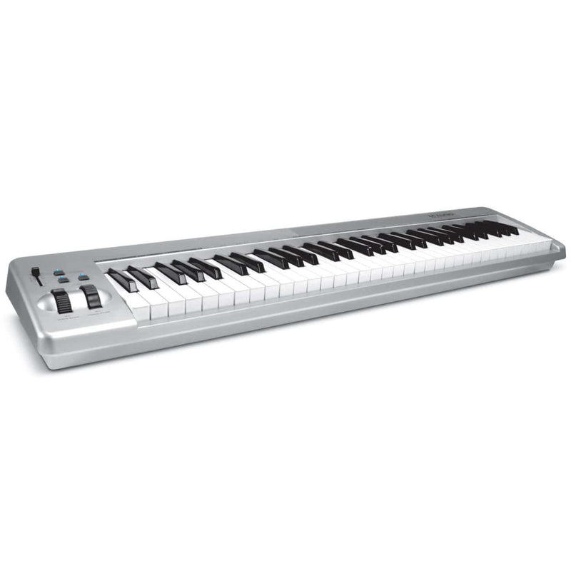 M-Audio KEYSTATION-61ES 61-Key Keyboard Controller - PSSL ProSound and Stage Lighting