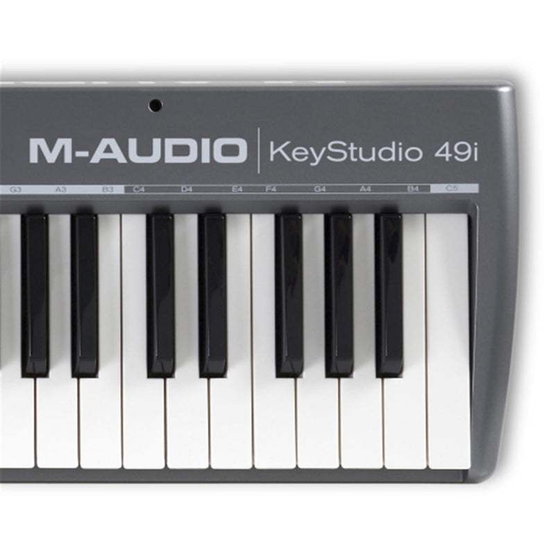 M-Audio KEYSTUDIO49I Music Production Keyboard - PSSL ProSound and Stage Lighting