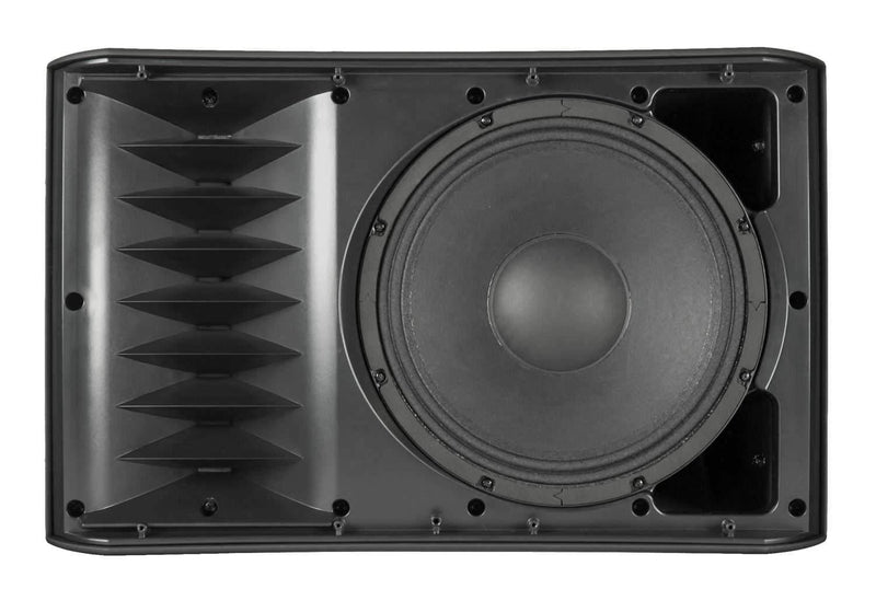 "QSC KLA12-BK 12"" 500W 2-Way Powered Line-Array Speaker (Black) - PSSL ProSound and Stage Lighting"