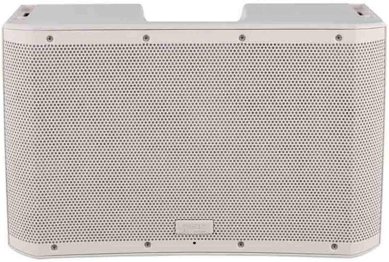 QSC KLA12-WH 12-Inch 500W 2-Way Powered Line-Array Speaker - PSSL ProSound and Stage Lighting