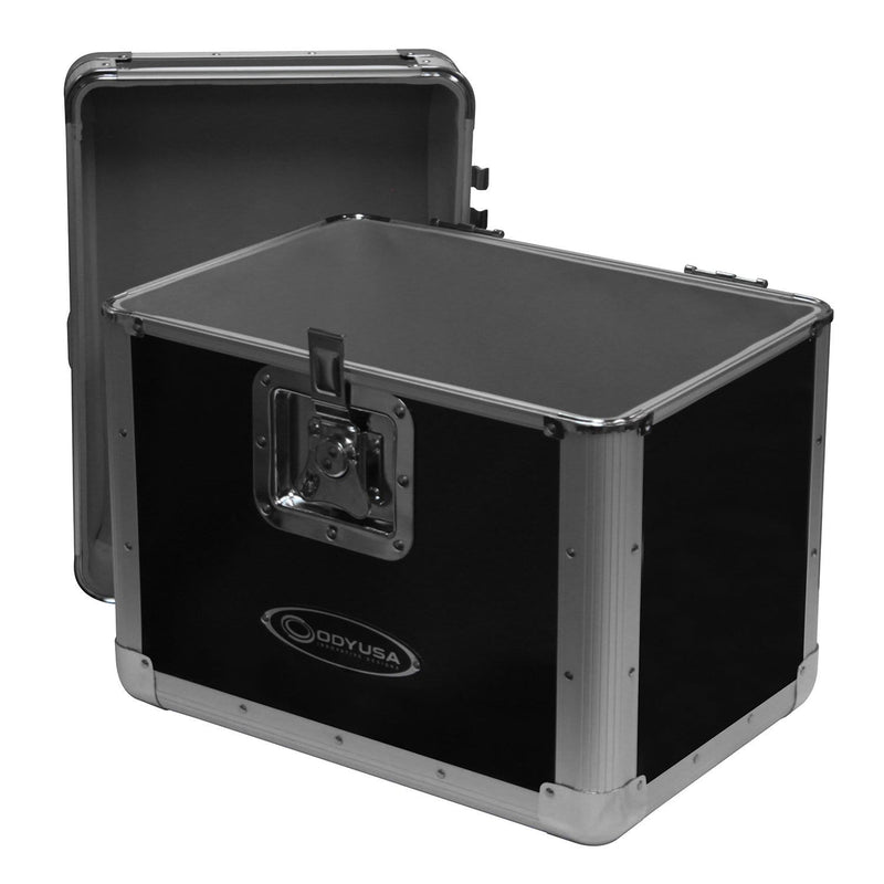 Odyssey KLP1BLK Krom 80 LP Case Black - PSSL ProSound and Stage Lighting