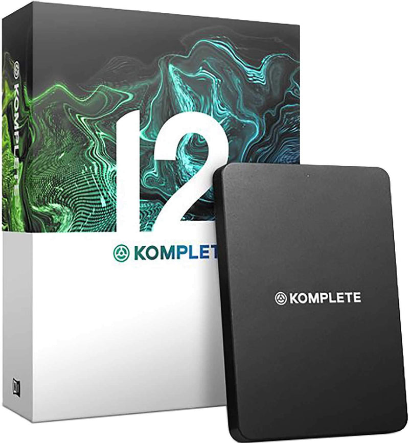 Native Instruments KOMPLETE 12 Production Suite - PSSL ProSound and Stage Lighting