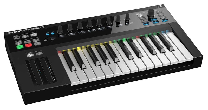 Native Instruments Komplete Kontrol S25 Keyboard - PSSL ProSound and Stage Lighting