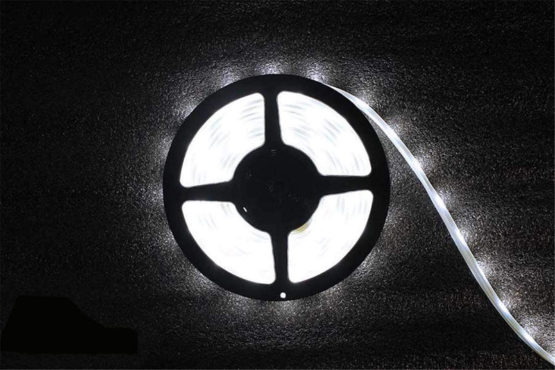 Blizzard Komply CW5050 Cool White 12v LED Ribbon - PSSL ProSound and Stage Lighting