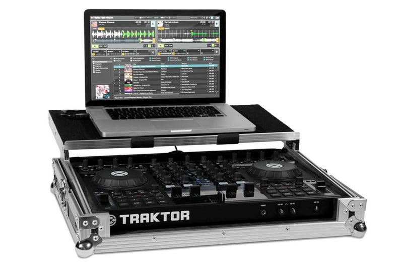 Native Instruments Road Case For Kontrol S4 with Logo - PSSL ProSound and Stage Lighting