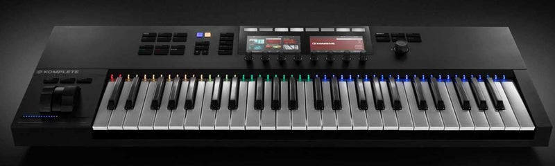 Native Instruments Kontrol S49 MK2 49-Key Keyboard - PSSL ProSound and Stage Lighting