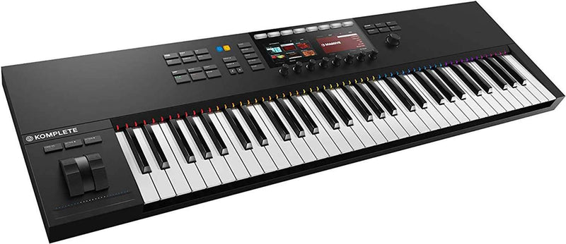 Native Instruments Komplete Kontrol S61 MK2 Keyboard Controller - PSSL ProSound and Stage Lighting