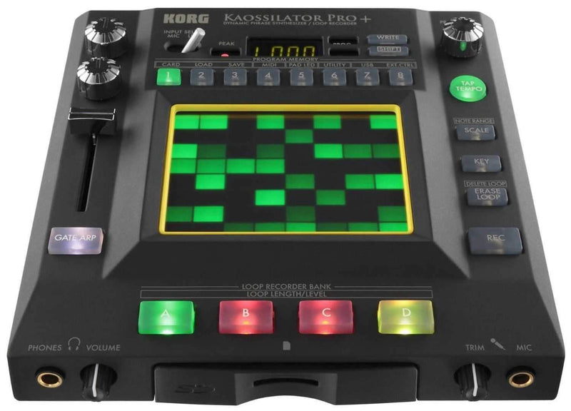Korg KOPROPLUS Kaossilator Pro Plus Effects Box - PSSL ProSound and Stage Lighting