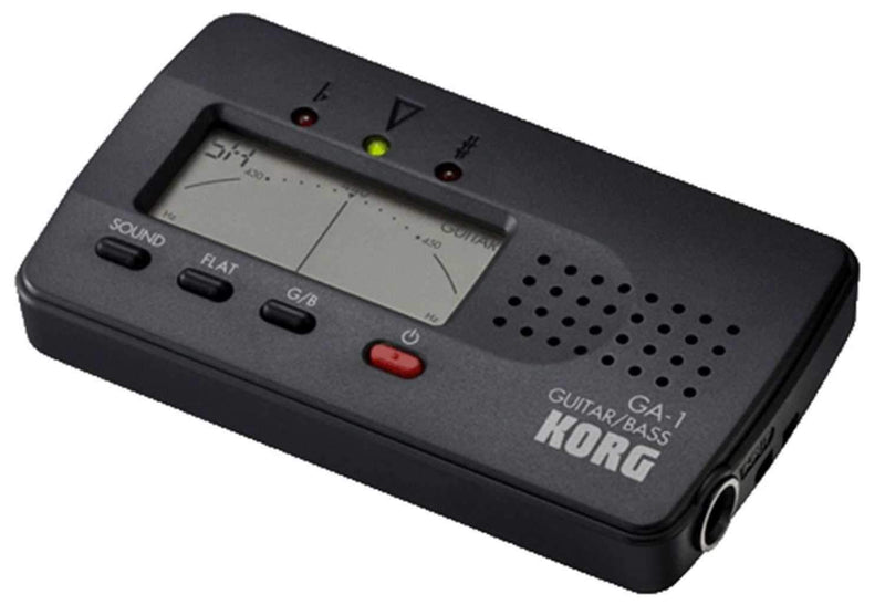 Korg GA-1 Guitar & Bass Tuner - PSSL ProSound and Stage Lighting