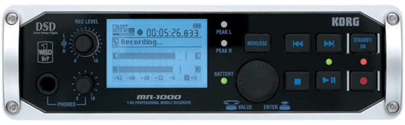 Korg 1-Bit Professional Mobile Recorder - PSSL ProSound and Stage Lighting