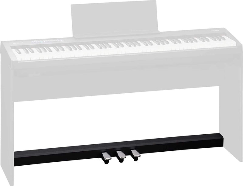 Roland KPD-70-BK 3-Pedal Unit for FP-30-BK Piano - PSSL ProSound and Stage Lighting