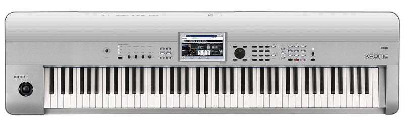 Korg Krome 88 Platinum 88-Key Workstation Synth - PSSL ProSound and Stage Lighting