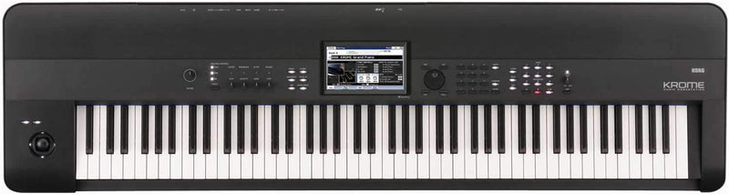 Korg KROME88 88-Key Music Workstation Synth - PSSL ProSound and Stage Lighting