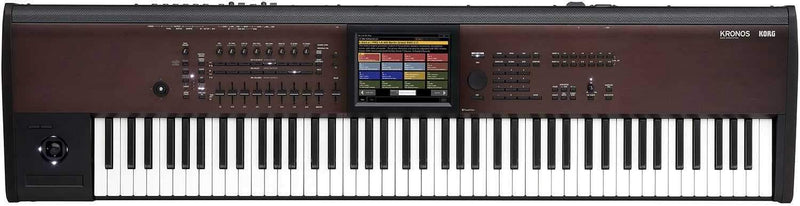 Korg KRONOS LS 88 Key Light-Touch Music Workstation - PSSL ProSound and Stage Lighting
