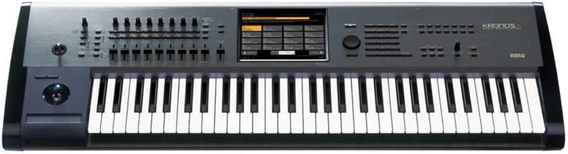 Korg KRONOS X 61-Key Workstation Synth - PSSL ProSound and Stage Lighting