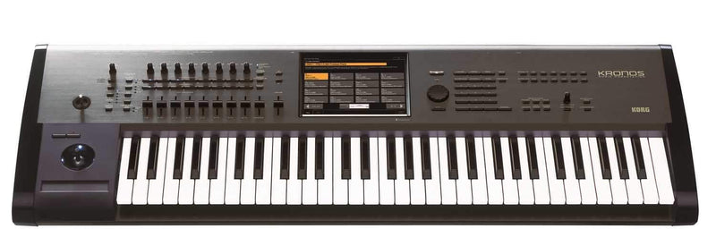 Korg KRONOS61 61 Key Music Production Workstation - PSSL ProSound and Stage Lighting