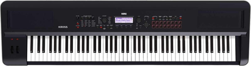 Korg Kross 2 88 Key Performance Synth Workstation - PSSL ProSound and Stage Lighting