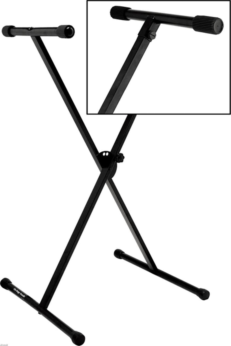 On-Stage KS8190 Lok Tight X Style Keyboard Stand - PSSL ProSound and Stage Lighting