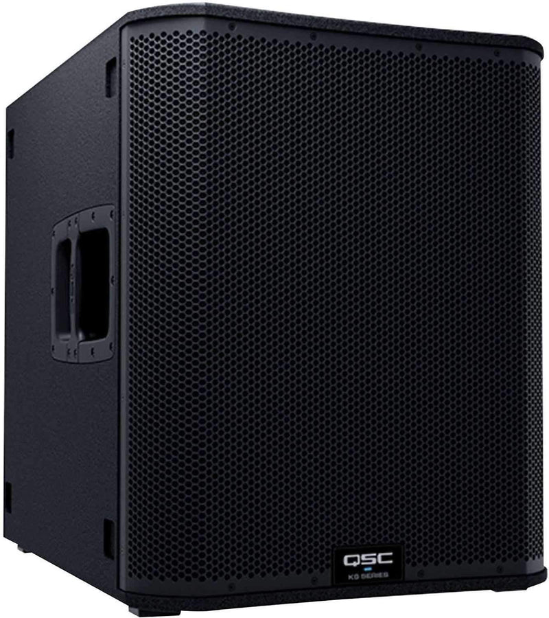 QSC KS118 3600W 18-Inch Powered Subwoofer - PSSL ProSound and Stage Lighting