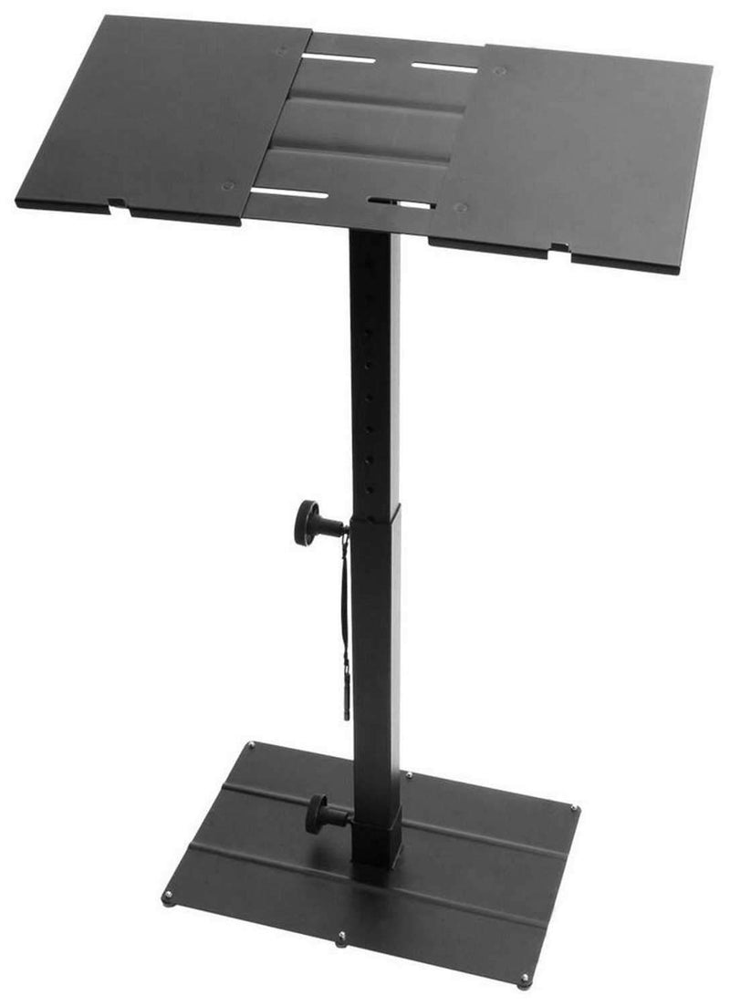 On-Stage KS6150 Compact MIDI/Synth Utility Stand - PSSL ProSound and Stage Lighting