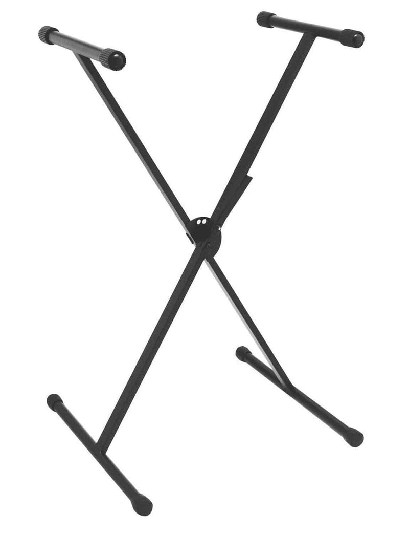 On Stage KS7390 Squeeze Single X Gear Stand - PSSL ProSound and Stage Lighting