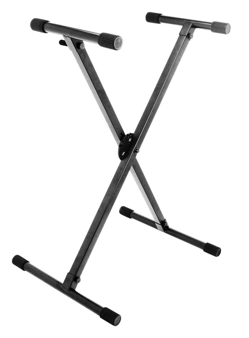On Stage KS8290 Lok Tight Single X Gear Stand - PSSL ProSound and Stage Lighting
