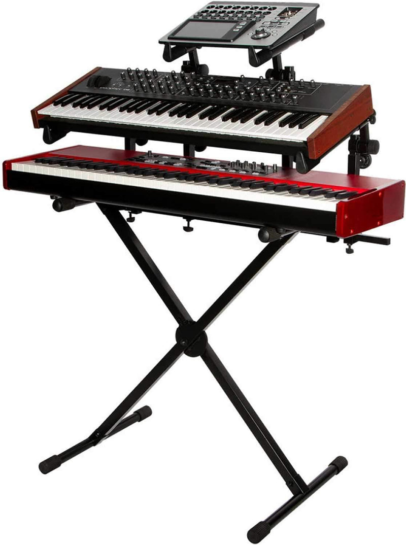 On-Stage KSA8500 Deluxe Keyboard Tier - PSSL ProSound and Stage Lighting
