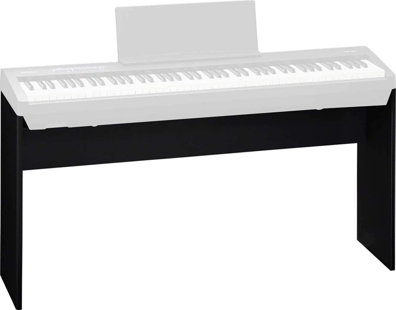 Roland KSC-70-BK Stand for FP-30-BK Digital Piano - PSSL ProSound and Stage Lighting