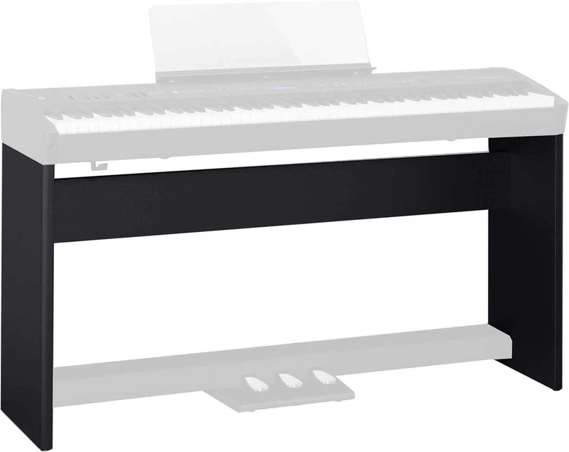 Roland KSC-72-BK Stand for FP-60-BK Digital Piano - PSSL ProSound and Stage Lighting