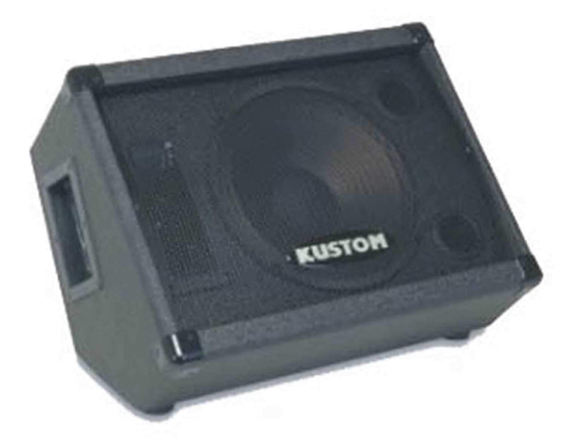 Kustom KSE10MLI Two Way 10 Floor Monitor - PSSL ProSound and Stage Lighting
