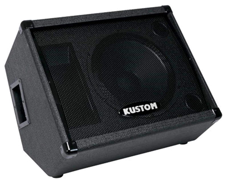 Kustom KSE12MLI Two Way 12 Floor Monitor - PSSL ProSound and Stage Lighting