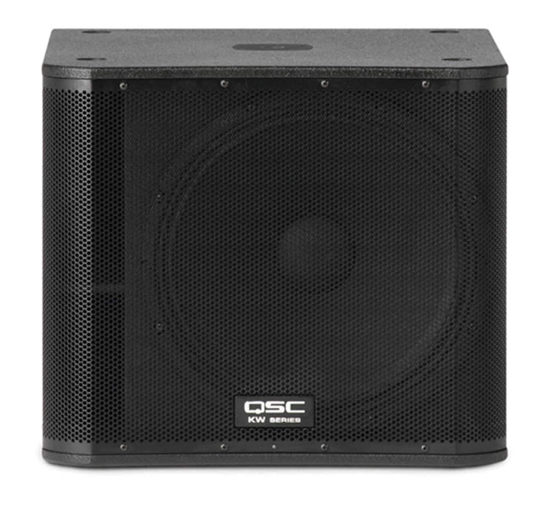 QSC KW181 18-Inch Powered Subwoofer - PSSL ProSound and Stage Lighting