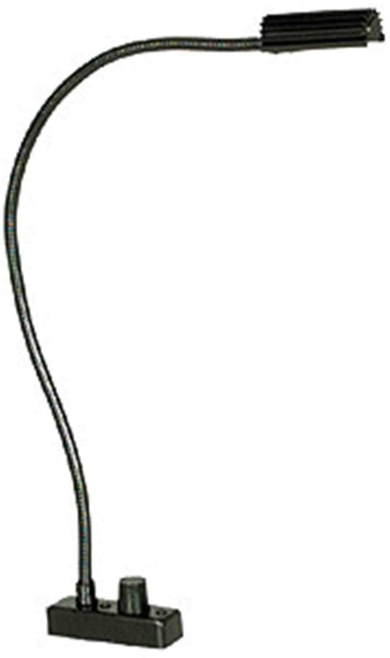 Littlite L-312 12-Inch Gooseneck Light with 5W Power Supply - PSSL ProSound and Stage Lighting