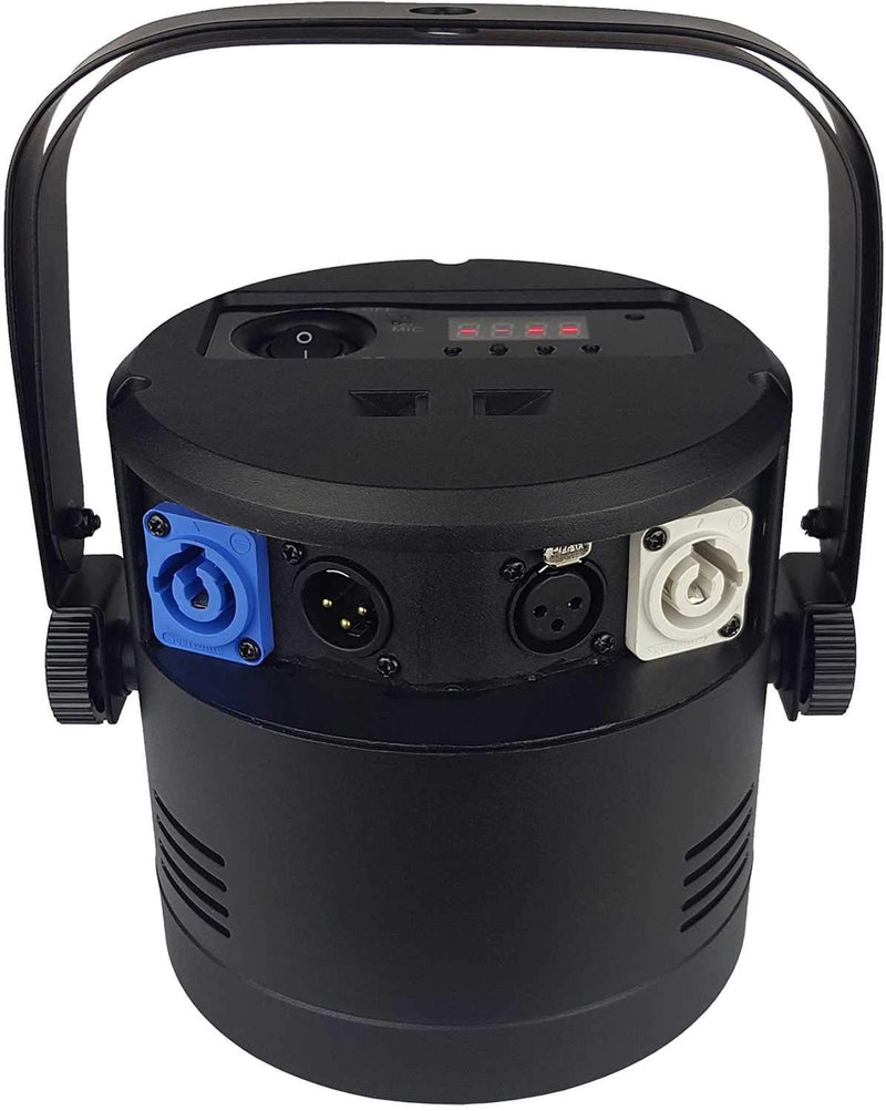 Blizzard LB Hex Unplugged Battery-Powered LED Par Wash Light - PSSL ProSound and Stage Lighting