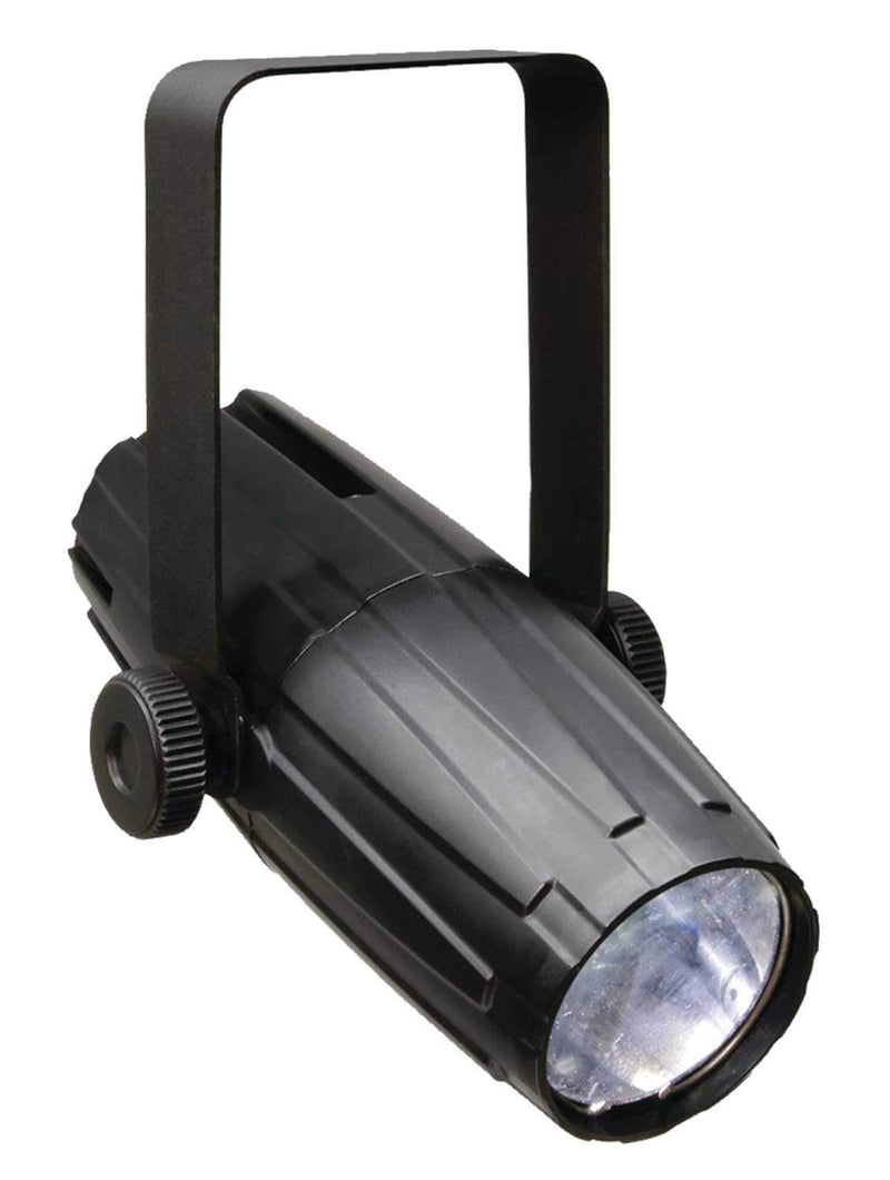 Chauvet LED Pinspot 2 Compact 3-Watt White LED Pinspot Light - PSSL ProSound and Stage Lighting
