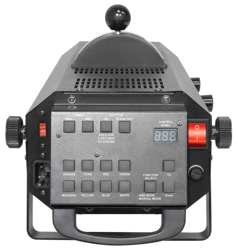 Chauvet LED Followspot 75ST 75-Watt LED Spot Light with Stand - PSSL ProSound and Stage Lighting