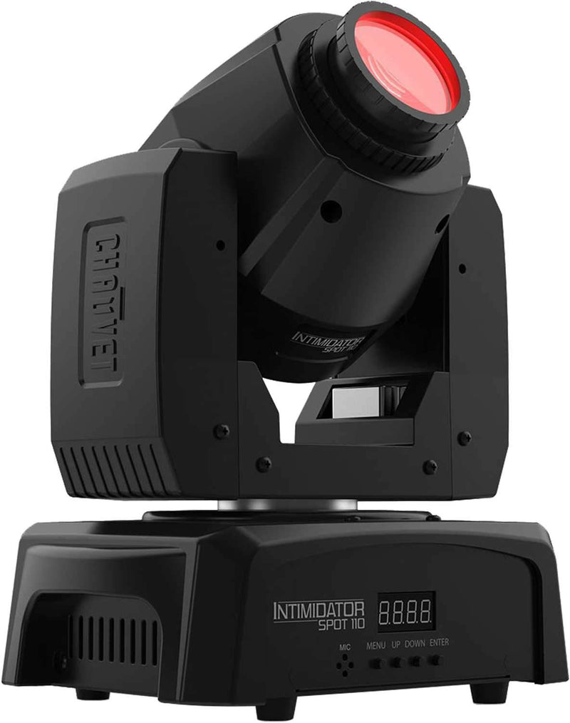 Chauvet Intimidator Spot 110 Moving Head 2-Pack with DMX Controller