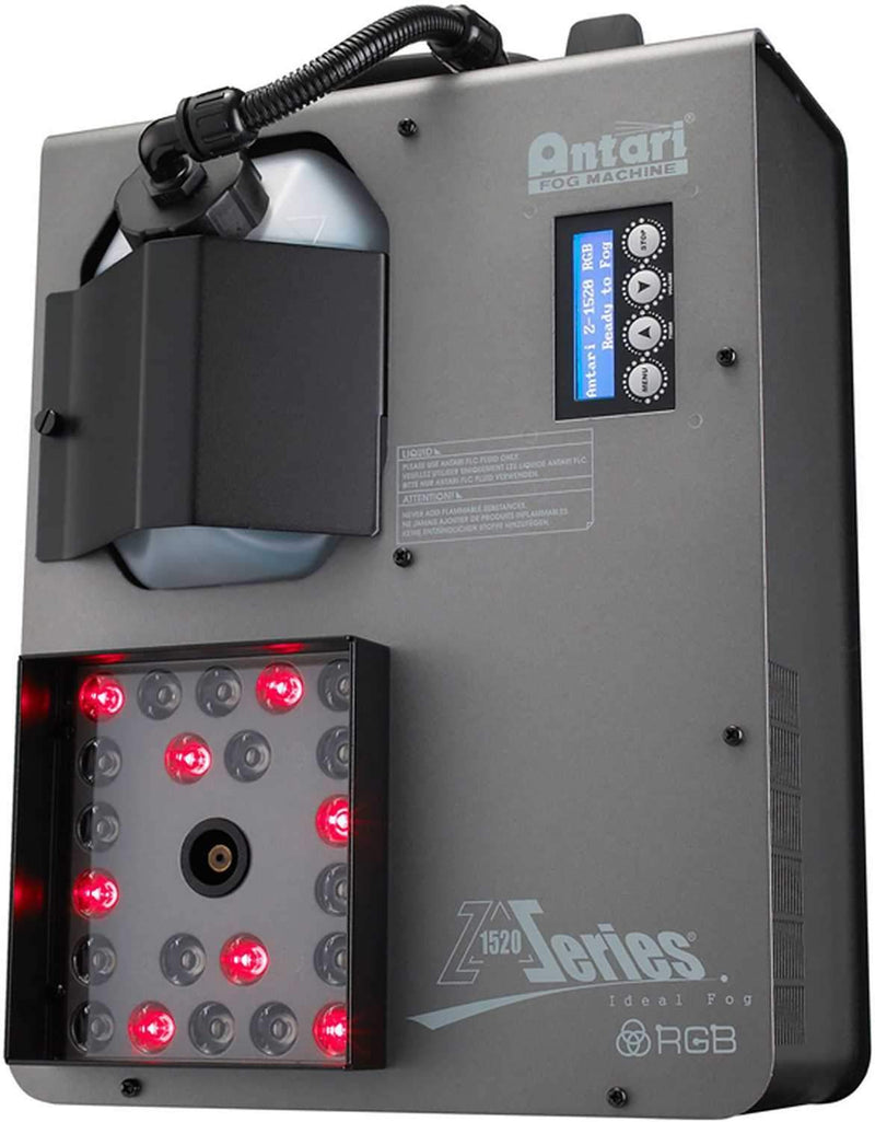 Antari Z-1520 RGB LED Fog Machine with Fluid - PSSL ProSound and Stage Lighting