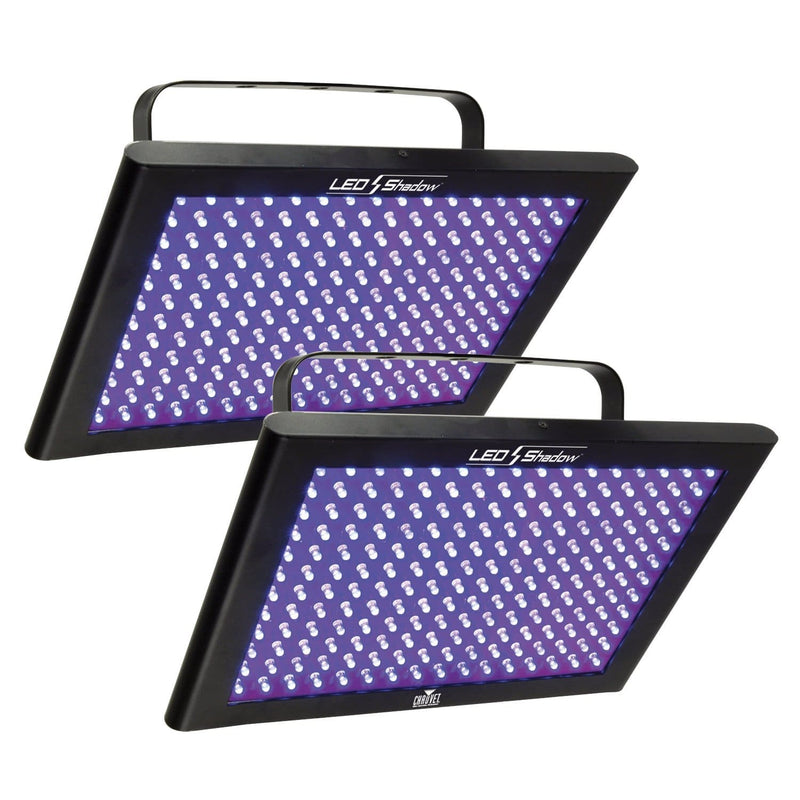 Chauvet LED Shadow UV Black Light 2 Pack - PSSL ProSound and Stage Lighting