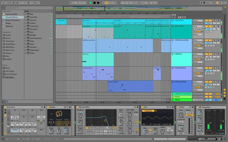 Ableton Live 10.1 Suite Edition - Download - PSSL ProSound and Stage Lighting