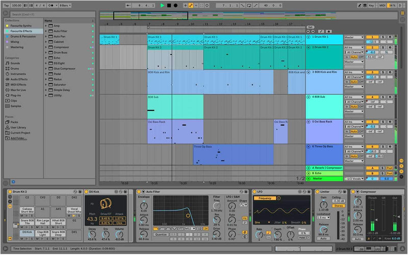 Ableton Live 10.1 Suite Upgrade from Live Lite Software Download - PSSL ProSound and Stage Lighting