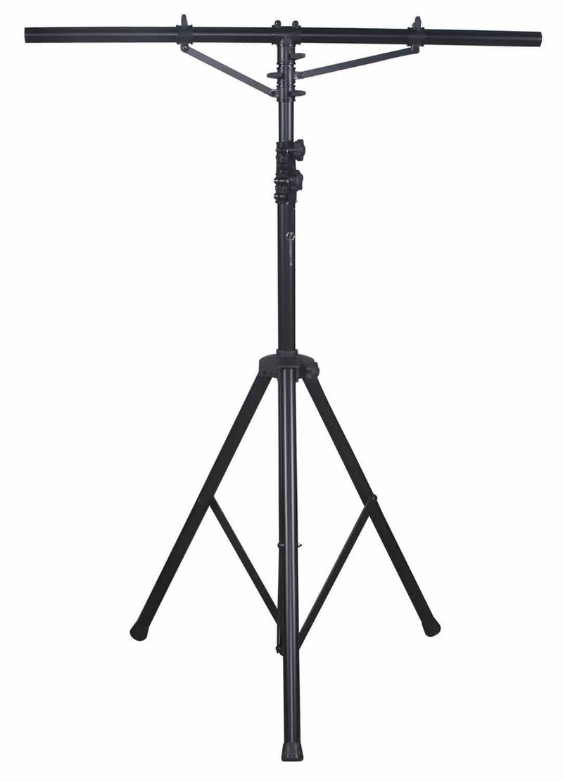ADJ American DJ 12 Foot Heavy Duty Light Stand with Cross Bar - PSSL ProSound and Stage Lighting
