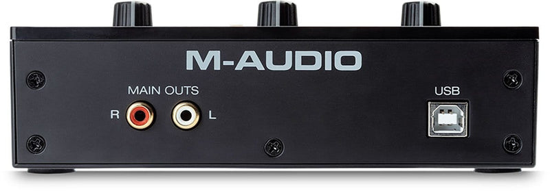M-Audio M-Track Solo USB Audio Interface - ProSound and Stage Lighting