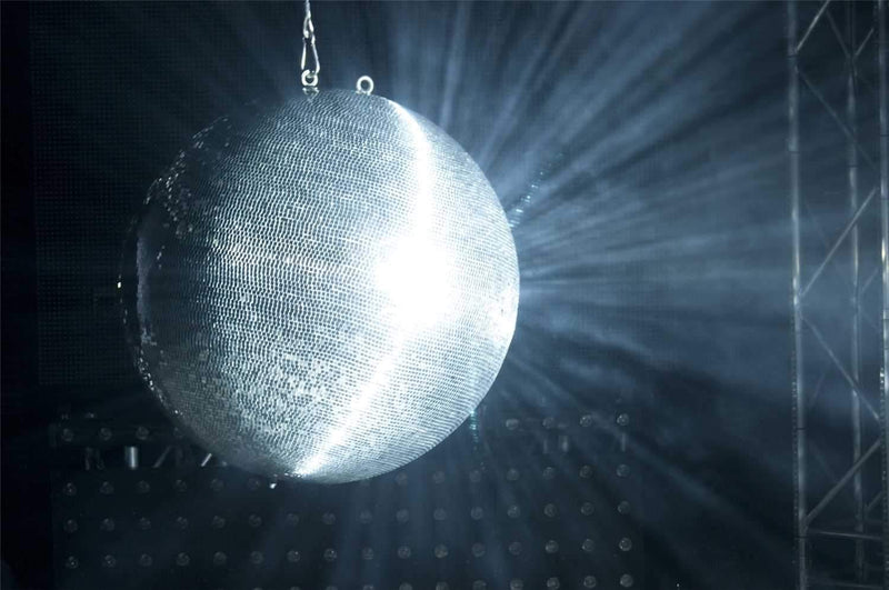 ADJ American DJ M4040 40-Inch Glass Mirror Ball - PSSL ProSound and Stage Lighting