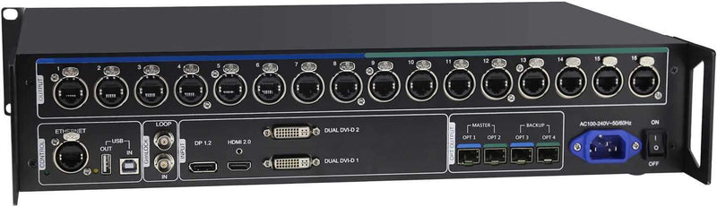 Novastar MCTRL4K Independent Master Controller - PSSL ProSound and Stage Lighting